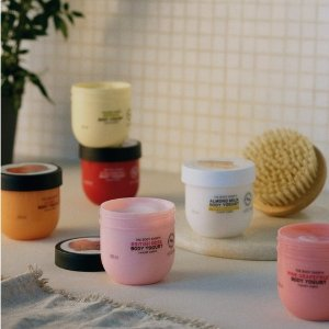 Price $10The Body Shop Selected Body Care Products Sale