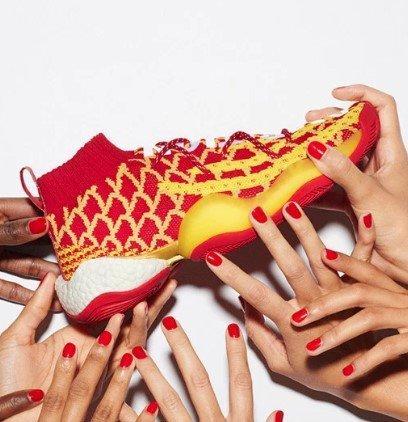 PW x BYW CNY球鞋