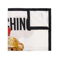 Moschino 小熊丝巾
