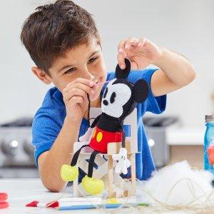 DisneyMickey Mouse Plush Kit | shopDisney