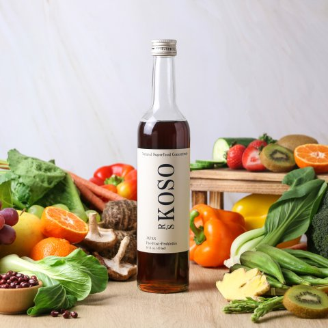 20% OffDealmoon Exclusive: R's KOSO Fermented Superfood Prebiotic Drink