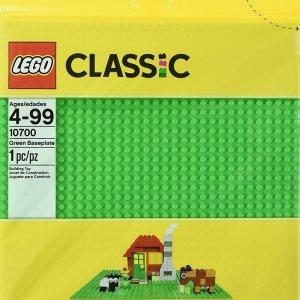 $5 LEGO Classic Green Baseplate