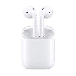 Apple第二代AirPods + 有线充电壳