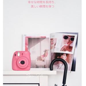 折后只要49欧免邮Fujifilm Instax Mini 9 拍立得相机 6折限时闪购