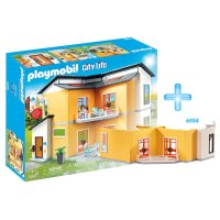 PLAYMOBIL® 现代化房子套装