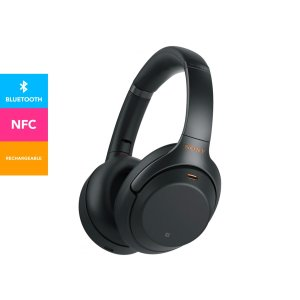 Sony首次使用ZIP支付再减$20Wh-1000XM3 真无线降噪耳机 - Silver