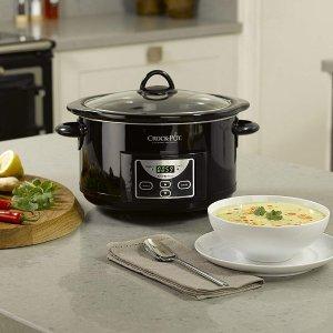 €54.47 (原价€89.99)Crock Pot 慢炖锅热卖 慢炖更营养美味