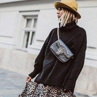 8折 Burberry新款链条小包$392LN-CC手袋专场,收Gucci新款酒神、Marni 风琴包、Valentino腰包