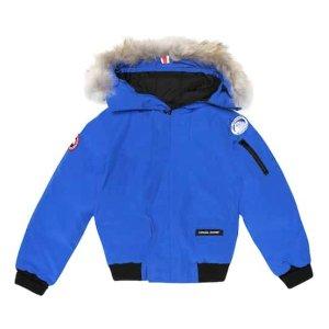 €595收经典羽绒服 持续上新Canada Goose 大童款羽绒服折扣上线 L码在线