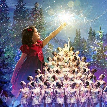 无线电城圣诞奇观歌舞表演