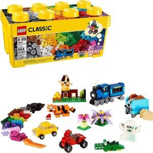 $27.86 (原价$34.99)LEGO 乐高 10696 经典创意系列积木盒 中号