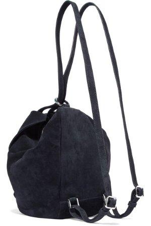 Manu Atelier | Fernweh mini suede backpack | NET-A-PORTER.COM