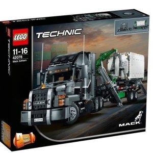 Lego机械马可车 超火爆款