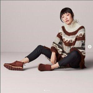 5折起 收吴磊同款 过膝靴热卖中Clarks官网男女鞋精选大促 冬天一双美鞋告别JIO凉