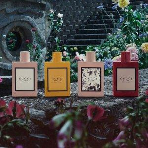 限时7折 €31起收女士淡香水定价降低:Gucci 香水 Bloom花悦系列 神话中的魔力甘露编织