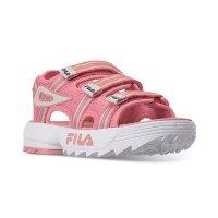 Fila 女大童凉鞋