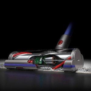 低至6.7折 £249收V7吸尘器Dyson 精选吸尘器、冷热风扇热卖 处女座的福音
