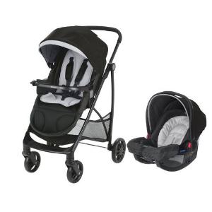 $199(原价$529.97)Graco 葛莱儿童推车+婴儿汽车安全提篮清仓特卖