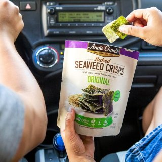 Starting at $23.66Annie Chun's Baked Seaweed Crisps (10-Pack)
