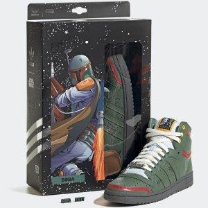 adidas x Star Wars联名系列上架2020 9月球鞋小报 秋季复古经典来袭 持续更新ing