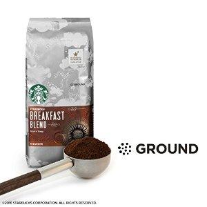 立减$1 和店里的味道一模一样星巴克 多口味经典咖啡粉 20oz