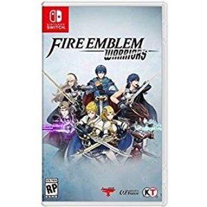 $12.71(原价$59.99)《火焰纹章 无双》Switch 实体版