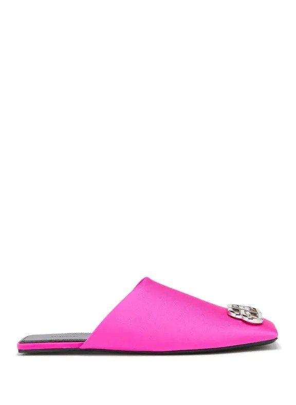 荧光粉拖鞋