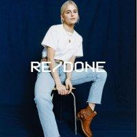 近期好价:Re/Done 牛仔裤、休闲鞋热卖 收肯豆、Lisa同款系列
