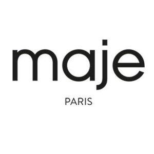 低至2折 美衣$25起即将截止:maje 法式美衣大促 收iu、朴敏英同款美裙