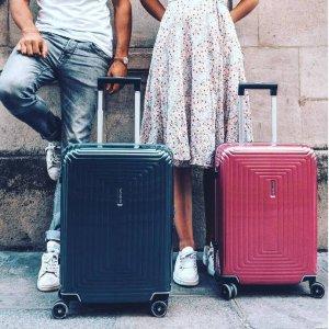 低至4折+HBC卡额外8.5折 登机箱$102收Samsonite 新秀丽 行李箱促销 出行必备 高颜值又耐用