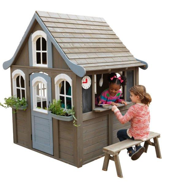户外玩耍小屋