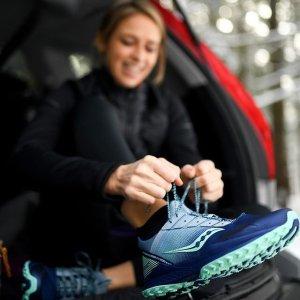 低至6折+额外8折+包邮Saucony官网 特价区男女运动跑鞋折上折