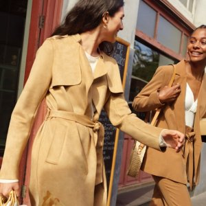 New InOutwear Trench coat @ H&M