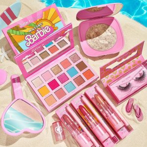 Starting At $9New Release: Colourpop X Malibu Barbie Collection