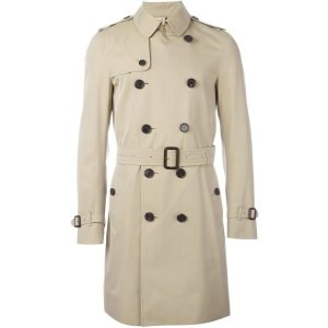 BurberryMen's The Sandringham Long Trench Coat