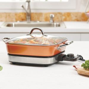 Copper Chef 火锅神器及配套电座 12英寸