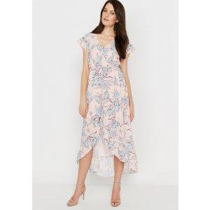 Buffalo印花连衣裙