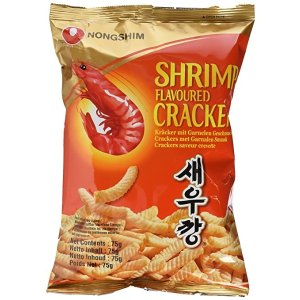 Nong Shim虾条