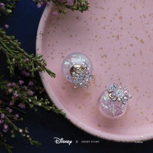 Disney Elsa 耳钉