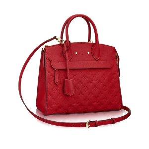 Louis VuittonPont-Neuf MM 单肩包