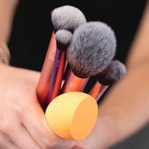 7折 美妆蛋€5.2起Real Techniques热卖 收Youtube爆红化妆刷、奇迹美妆蛋