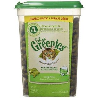 $7.59Feline Greenies Dental Cat Treats, Catnip