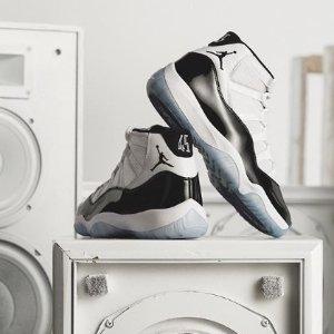 全站一律9折10周年独家:Air Jordan 系列球鞋好价收 超多款式任你选
