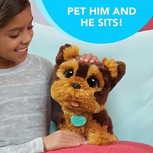 可互动式玩偶,推荐4岁+使用