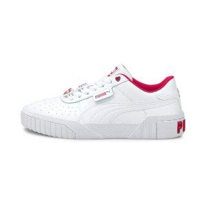 Puma情人节限定Cali Galentine's 限量爱心装饰板鞋