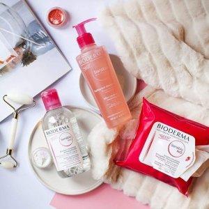 7.2折+ 免税SkinStore 精选法国护肤品牌热卖 收贝德玛卸妆水