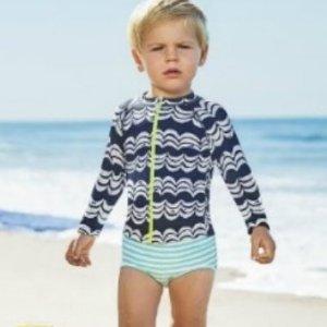 第2件半价 囤货好时机Bonds 精选婴儿连体衣热卖 宝宝贴身超舒适