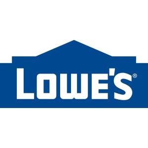 海量商品特价Lowes 精选家装、庭院、家电、家居等父亲节大促
