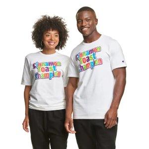 ChampionCinnamon Toast T恤
