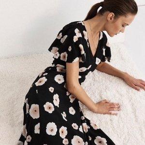 连身衣、连身裙7.5折 低至$59最后一天:Club Monaco 全场连身裙、连体衣大促 好价收新款
